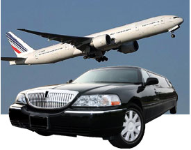 business limousine