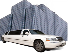 business travel limousine