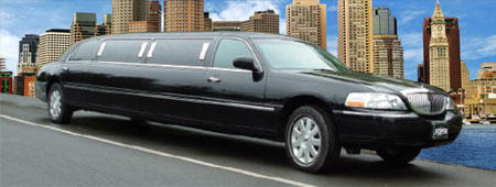 boston limousine fleet