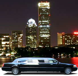 night on the town limo