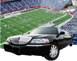 sporting  events limousine