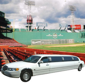 sports events limousine